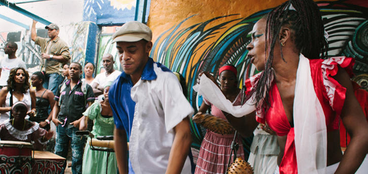 Dance and Culture in Cuba